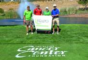 AEM Golf Team for Tri-Cities Cancer Care Tournament