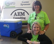 AEM Volunteers at Tri-Cities Cancer Tournament